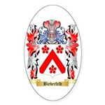 Bieberfeld Sticker (Oval 10 pk)