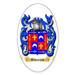 Bidjerano Sticker (Oval)