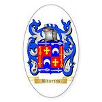 Bidjerano Sticker (Oval 10 pk)
