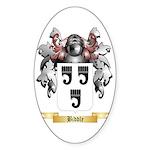Biddle Sticker (Oval)