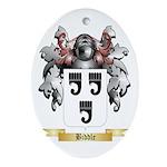 Biddle Ornament (Oval)