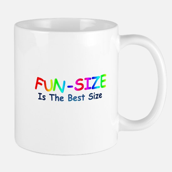 Fun Size is the Best Size Mug