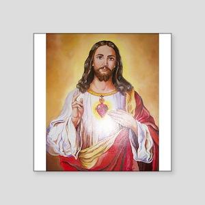 Scared Heart of Jesus Sticker