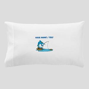 Custom Marlin Fishing Cartoon Pillow Case