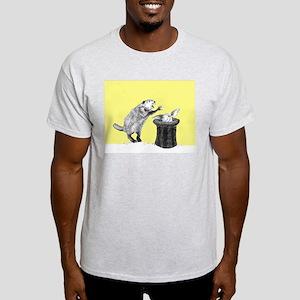 Yellow beaver and rabbit T-Shirt