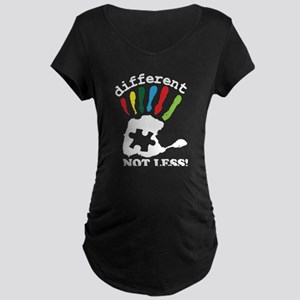Autism awarness Maternity T-Shirt