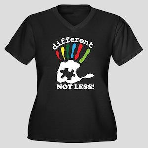 Autism awarness Plus Size T-Shirt