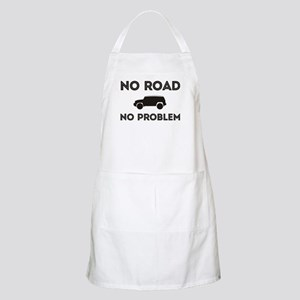 FJ Cruiser No road No Problem Apron
