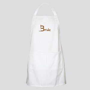 Golf Bride BBQ Apron