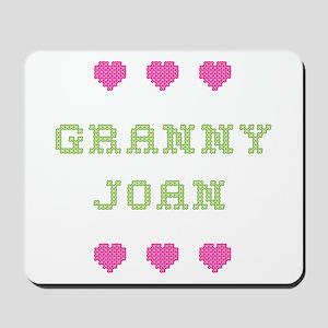 Granny Joan Mousepad