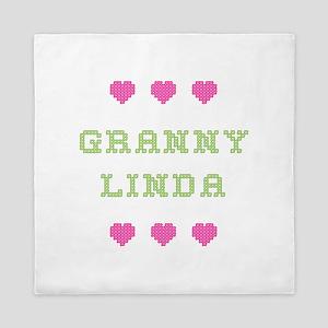 Granny Linda Queen Duvet