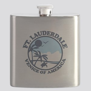 Fort Lauderdale - Beach Design. Flask