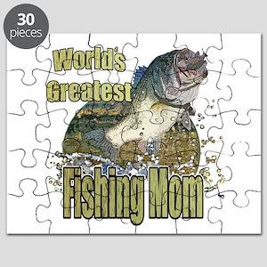 Fishing Mom Puzzle