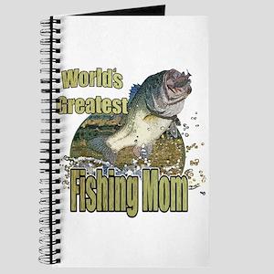 Fishing Mom Journal