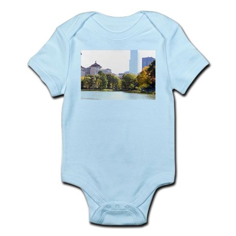 Anthony lake view photo Body Suit