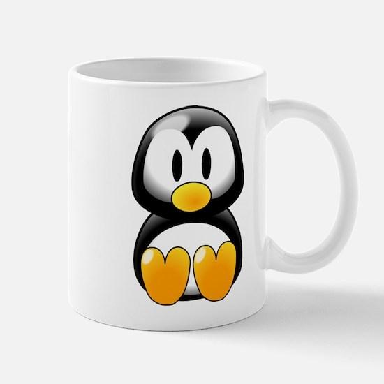 Adorable Penquin Mug