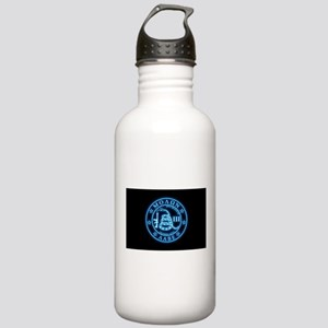 Come and Take It (BlueGlow) Water Bottle