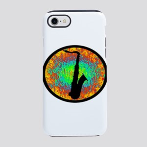 LOVE THOSE SOUNDS iPhone 7 Tough Case