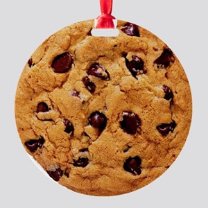 Chocolate Chip Christmas Ornament