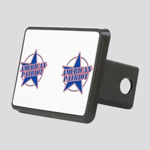American Patriot Hitch Cover