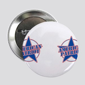 """American Patriot 2.25"""" Button"""