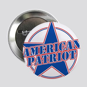 "American Patriot 2.25"" Button"