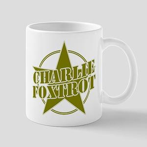 Charlie Foxtrot Mug