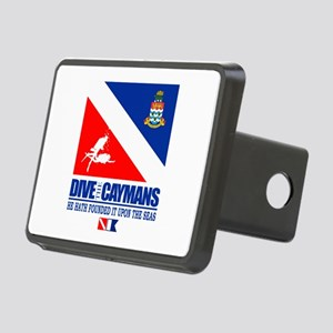Dive The Caymans Hitch Cover