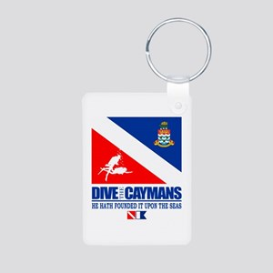 Dive The Caymans Keychains