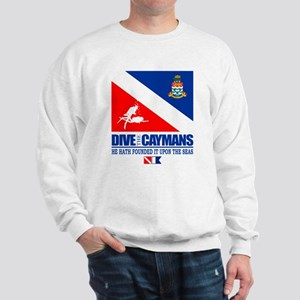 Dive The Caymans Sweatshirt