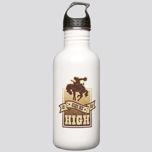 Ride Me High Water Bottle