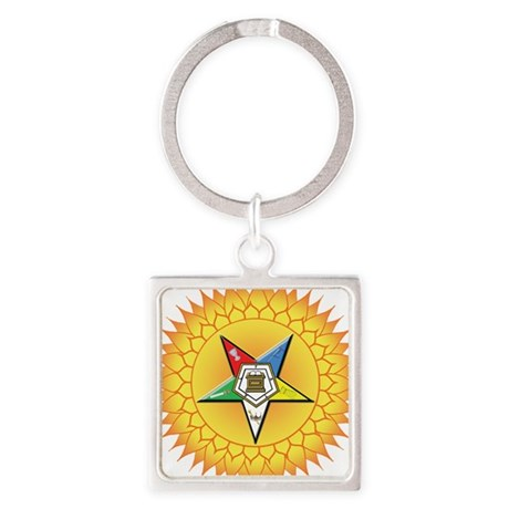 OES IN THE SUN.png Keychains