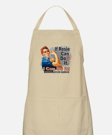 If Rosie Can Do It Uterine Cancer Apron
