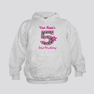 5th Birthday - Personalized Hoodie