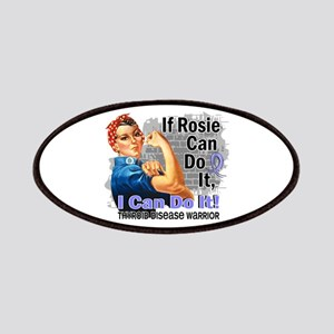 If Rosie Can Do It Thyroid Disease Patches