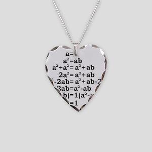 math genius Necklace
