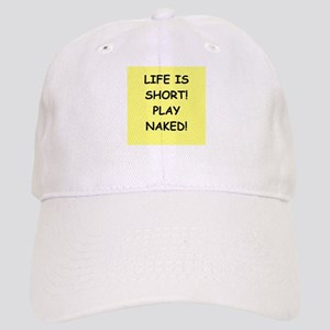 life is Baseball Cap