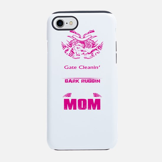 Race Loving Mom iPhone 7 Tough Case