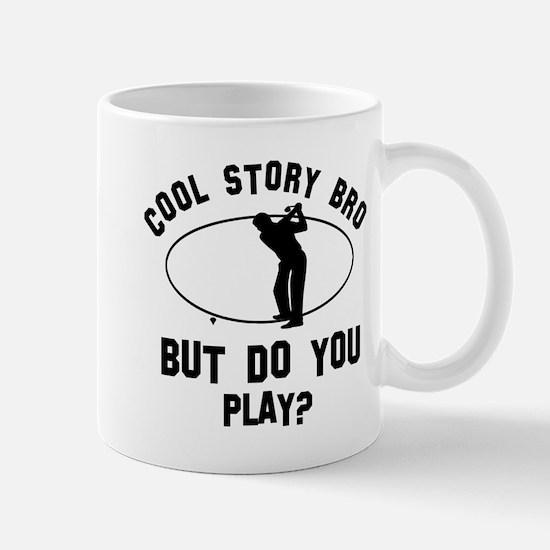 Golf designs Mug