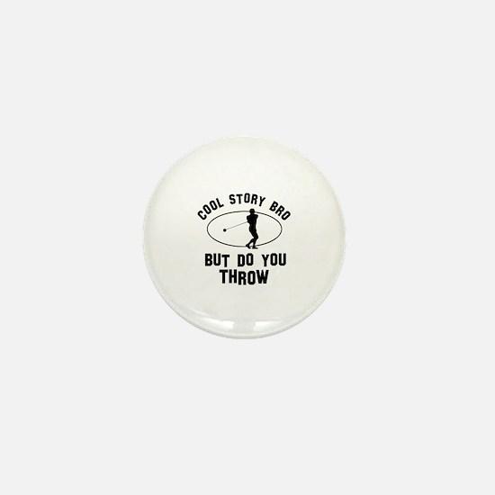 Hammer designs Mini Button