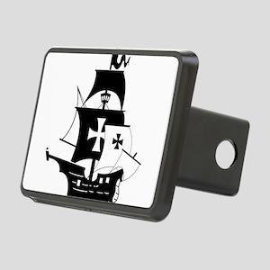 pirate ship Hitch Cover