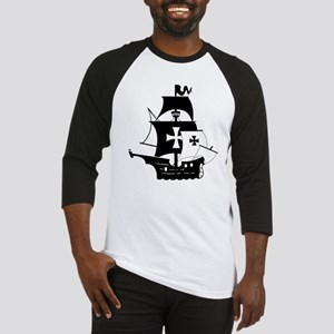 pirate ship Baseball Jersey