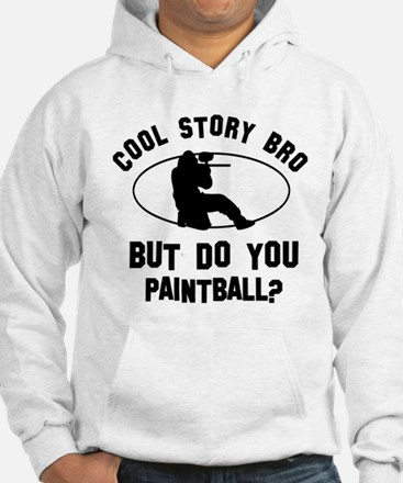 Paintball designs Hoodie Sweatshirt