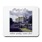 Highland Press Mousepad