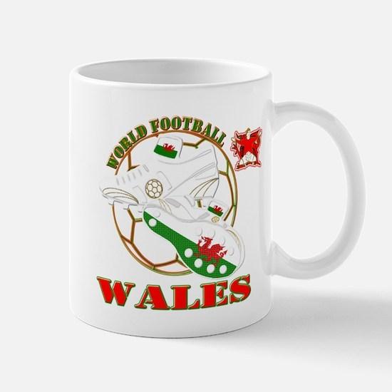 Wales World Football Mug