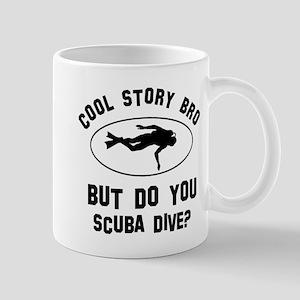 Scuba Dive designs Mug