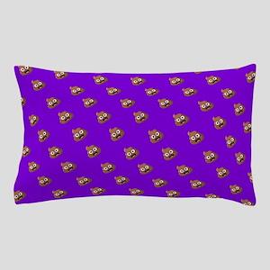 Emoji Poop Pillow Case