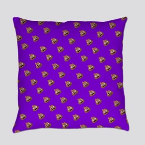 Emoji Poop Everyday Pillow