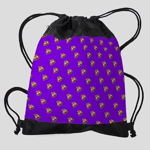 Emoji Poop Drawstring Bag