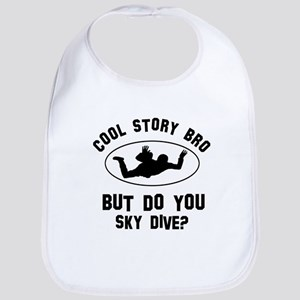 Sky Dive designs Bib